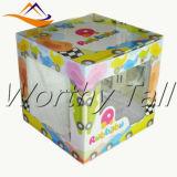 Rectángulo de regalo caliente del papel del doblez de la venta