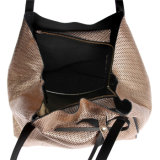 イタリアデザイナー高いPU Quanlityの女性ハンドバッグ(ZX10307)の新式の安いハンドバッグ