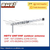 Alta calidad UHF/VHF 32e Outdoor TV Antenna