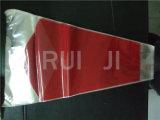 Type automatique de l'Irregular V (sac de fleur) sachet en plastique de parapluie faisant les machines (BOPP, PE, pp)