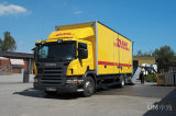 Hkdhl Express Shipping vers l'Italie
