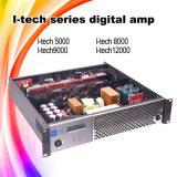 I-Tech12000高い発電の極度な専門の電力増幅器