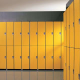 Resina fenólica Black Core Compact Laminate Piscina Locker