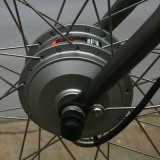 28 인치에 의하여 수출되는 Retro 작풍 모터 전기 자전거 (LN28C1501)