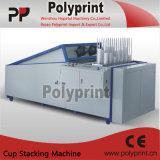Taza plástica automática/tazón de fuente que apila la máquina de Thermoforming (PPLB-1500J)