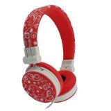 In het groot Populaire StereoHoofdtelefoon van de Fabrikant van de Hoofdtelefoon van China