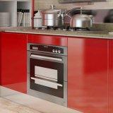 Oppeinの上の壮大な現代赤いラッカー及びアクリルの食器棚(OP15-L04)