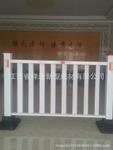 Porte en aluminium d'Architechure d'horizontal, acier inoxydable, frontière de sécurité d'acier de zinc