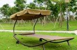 새로운 승진 정원과 호텔을%s 옥외 알루미늄 그네 침대
