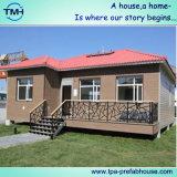 별장 작풍을%s Ecnomic 가벼운 강철 Prefabricated 집