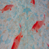 100%年のポリエステル網のレースの衣服ファブリックホーム織布