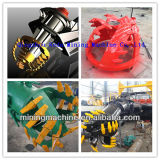 Cutter Suction Dredger를 위한 낮은 Price Dredge Cutter Head