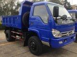 Forland 4X4 6 바퀴 가벼운 덤프 트럭