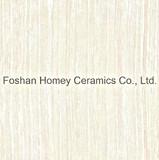 Línea mágica línea de madera azulejos Polished de la porcelana del color blanco de la cerámica hogareña de Foshan