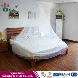 오래 견딘 살충제 2인용 침대를 위한 고전적인 원형 모기장