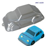 Cake Decorationのための車Shape Food Grade Aluminum Baking Pan Set
