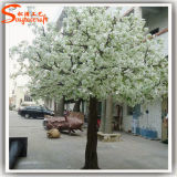 주문을 받아서 만들어진 플라스틱 가짜 인공적인 벚꽃 나무