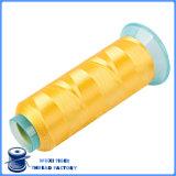도매 형식 물자 폴리에스테 75D 레이온 자수 스레드