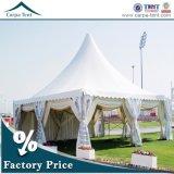 عمليّة بيع حارّ أنيق أبيض خارجيّة [غزبوس] [بغدا] فسطاط خيمة