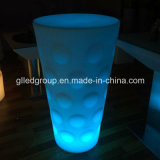 RGB colorido más el vector blanco de la boda del LED
