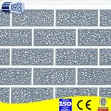 벽돌 부조 클래딩 벽 PU 샌드위치 위원회