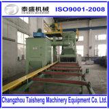 装置をショットブラストする機械または鋼鉄構築をショットブラストする鋼管