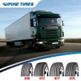 De Band van de vrachtwagen/RubberBanden, de Zonder binnenband Band van de Vrachtwagen met ECE