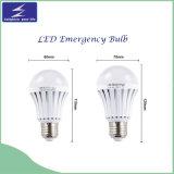 Indicatore luminoso di lampadina Emergency ricaricabile di E27 LED