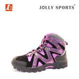 Комфорт Trekking напольные спорты Hiking водоустойчивые ботинки для людей %Women