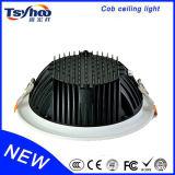 Aluminium vertiefte 3 Deckenleuchte des Zoll 7W SMD5630 LED LED Downlight
