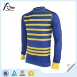 Long Sleeve를 가진 회색 Men Muscle Fitted Shark Gym Wear