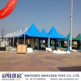 Barraca bonita 5X5m do Gazebo 6X6m