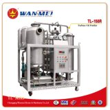 Usine Tl-50 de purification de pétrole de turbine