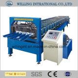 Les meilleures machines en acier de vente de matériau de construction de tuile faisant le constructeur