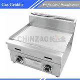 Équipement de restaurant professionnel Gaz Flat Griddle Gpl-600