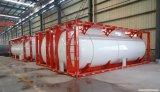 Горячий продавая контейнер топлива/бензобака Liquied сделанный из стали Ss316L/Carbon
