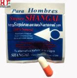 Comprimidos naturais super do sexo da medicina do pénis de Shangai com preço de fábrica