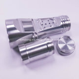 CNC Machining per Aluminum Flashlight Accessories