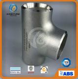 ISO9001のSs鋼鉄Euqalのティー: 2008 Wp304/304Lの管付属品(KT0081)