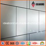 새로운 디자인의 2016년 Ideabond 금속 알루미늄 합성 벽면