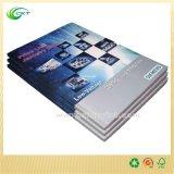 A corto plazo Libro / Revista de impresión con Perfect Binding (CKT-BK-291)