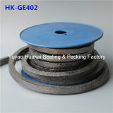 Shaft mínimo Wear e Leakage PTFE/Teflon Graphite Gland Static Sealing Packing