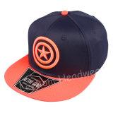 屋外の反射のためのネオン高い可視性の急な回復の帽子