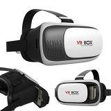 Validar los vidrios modificados para requisitos particulares OEM de la realidad virtual de los vidrios del receptor de cabeza de los vidrios 3D Vr de la insignia 3D