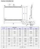 Интегрированный - цепь H57V2562gtr-75c 256MB одновременной ДРАХМЫ IC