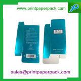 Kosmetische Vakje van het Vakje van het Vakje van het Document van de Wimper van de luxe het Vouwbare Verpakkende