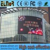 El nuevo panel de visualización al aire libre de LED del modelo P10 para hacer publicidad