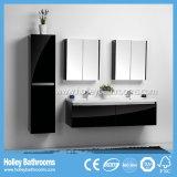 LED-Noten-Schalter-neuer moderner hoher Glanzfarbe-Bad-Schrank-Geräten-Entwurfs-neue Art-Badezimmer-Möbel (BF182M)