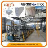 De volledige Automatische Verticale LichtgewichtEPS Concrete Machine van het Comité van de Muur
