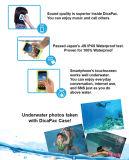 De universele Drijvende Zak van het Geval van de Dekking van de Telefoon van het Pak van de Lucht Waterdichte
